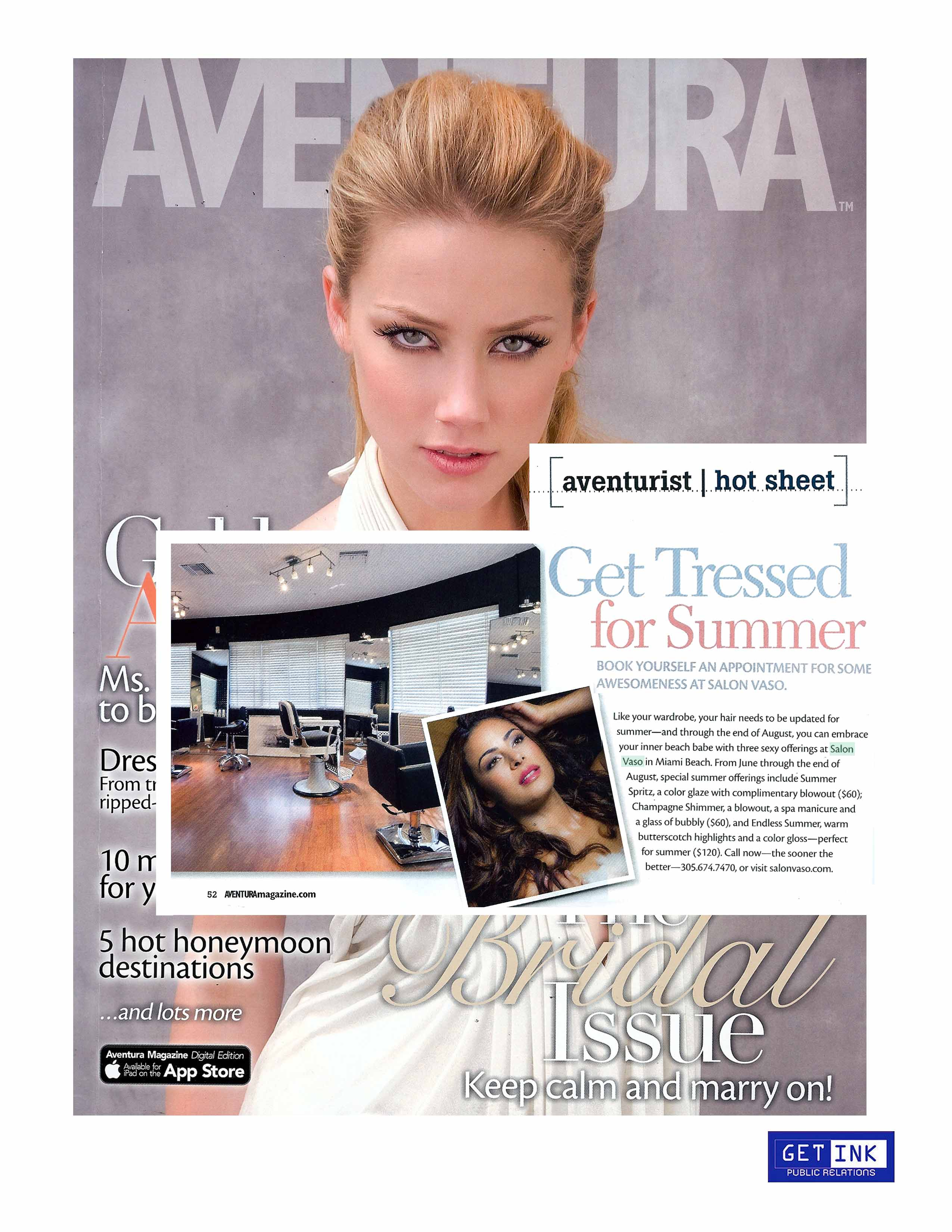 Aventura June 2014