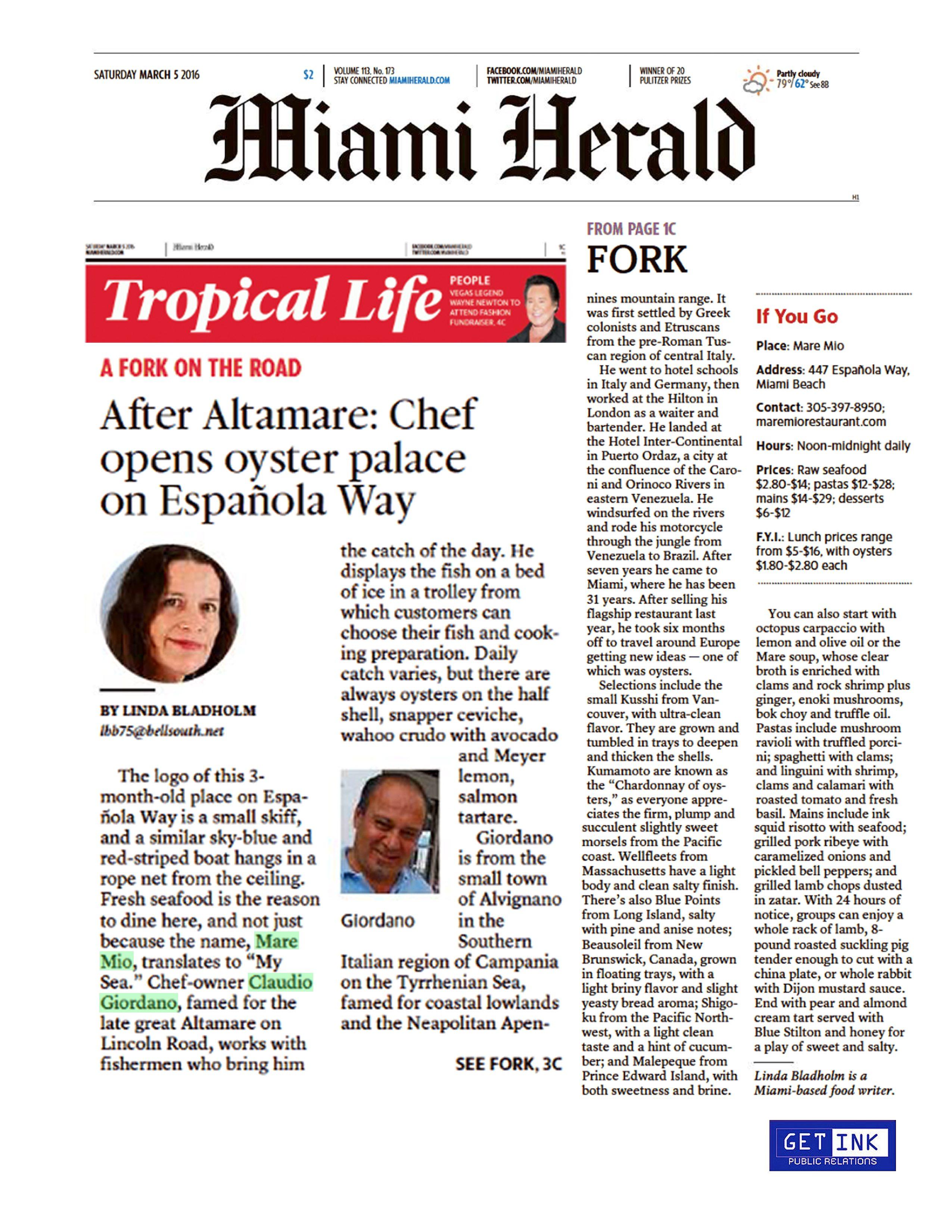 Miami Herald 3.5.16