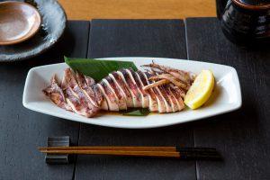 Ototo Grilled Squid