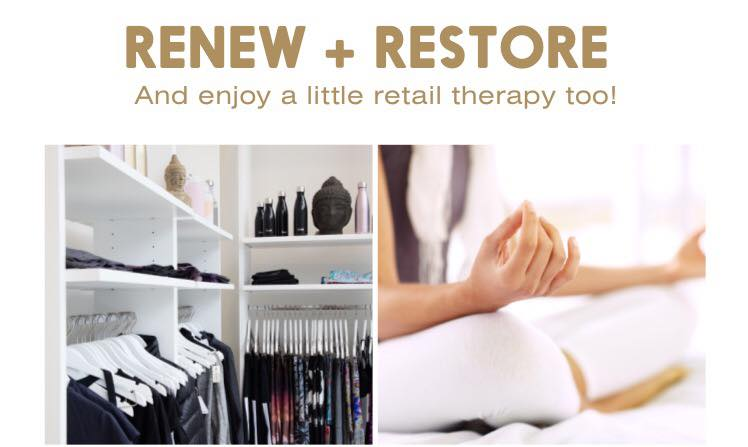 Renew and Restore