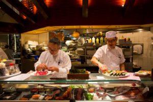 Sushi Den Chefs