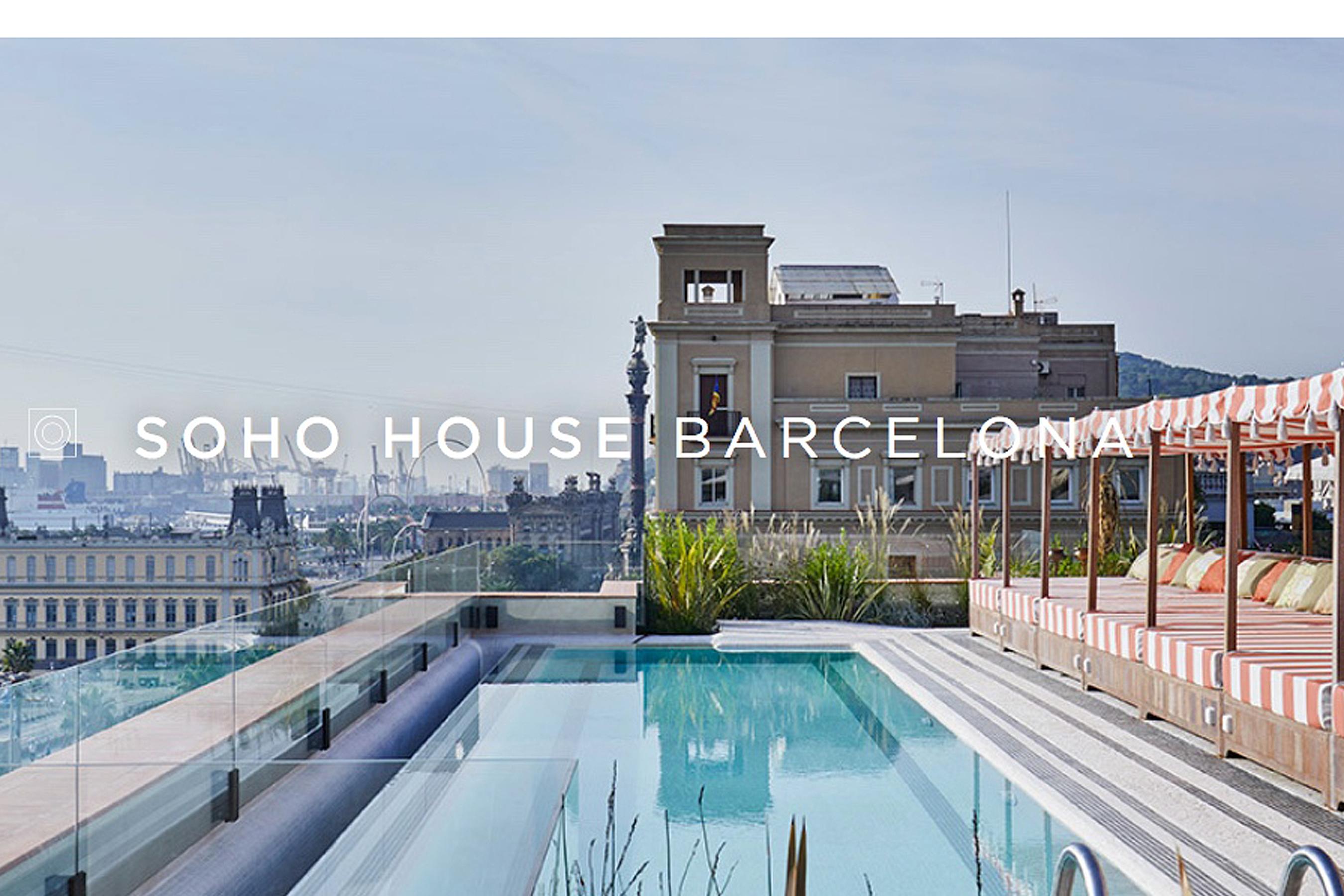 Soho Barcelona