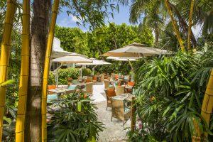 The Palms Hotel & Spa_Essensia Pool Terrace Lunch