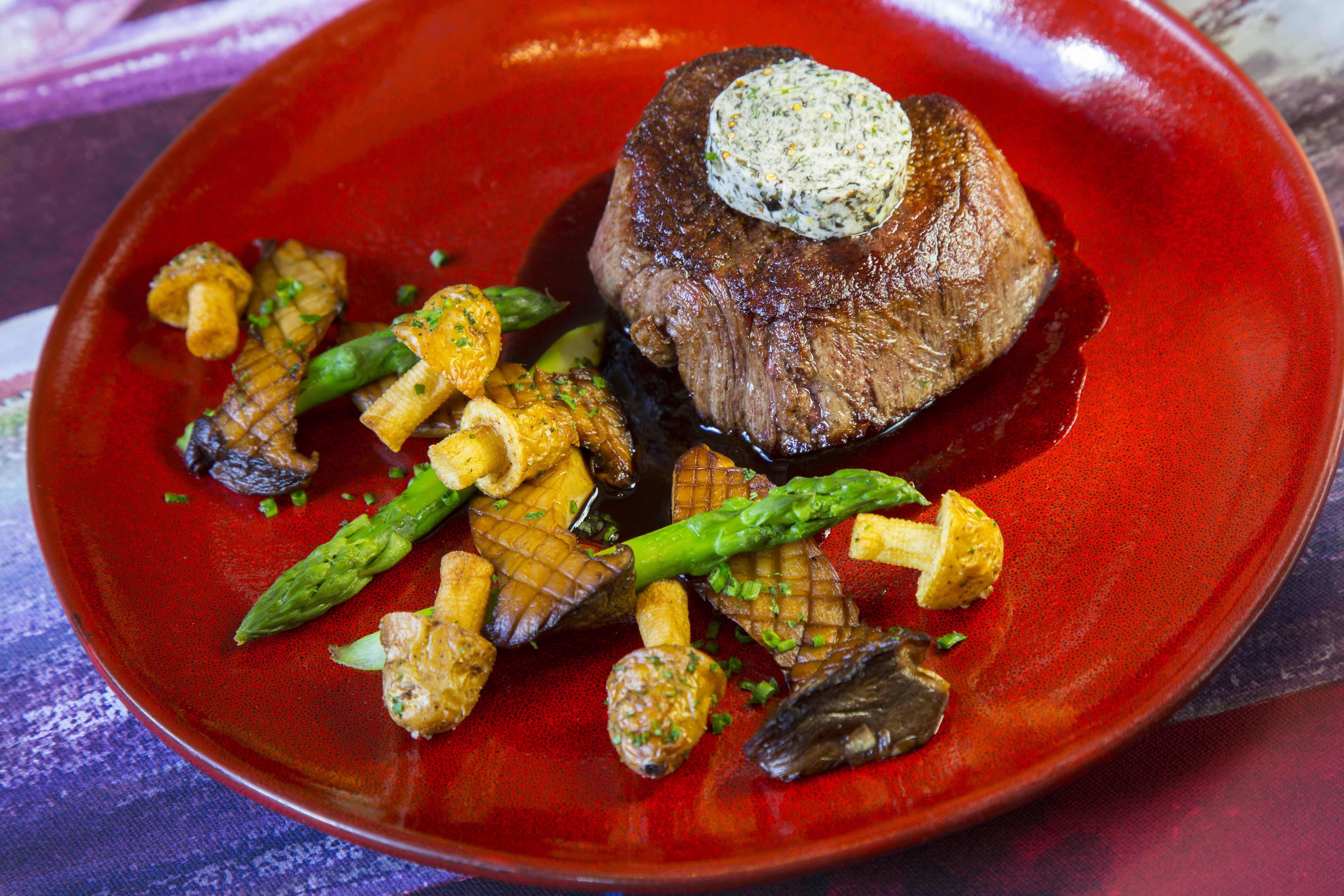 The Palms Hotel & Spa Angus Beef - Get Ink Pr