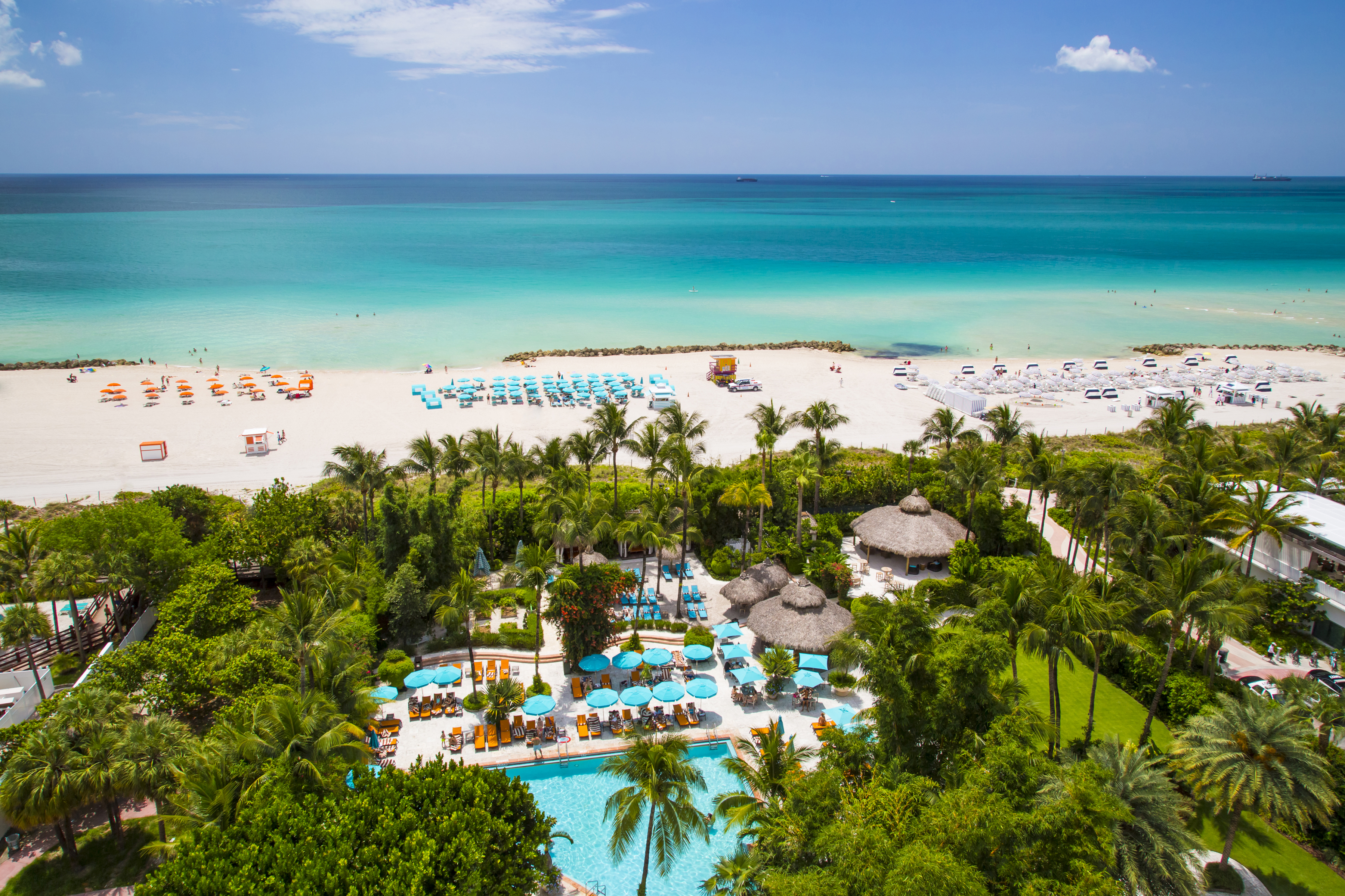 The Palms Hotel & Spa exterior - Get Ink Pr
