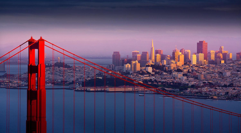 San Francisco Golden Gate - Get Ink Pr