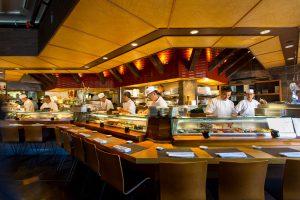 Sushi Den Sushi Bar