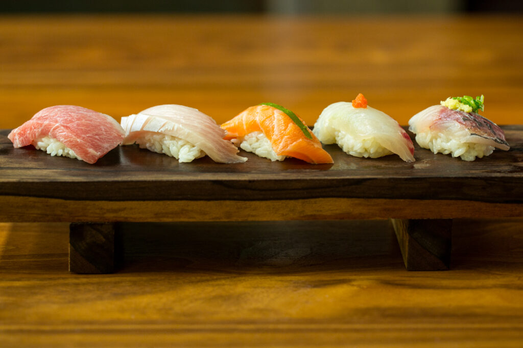Sushi Den Denver Sushi - Get Ink Pr