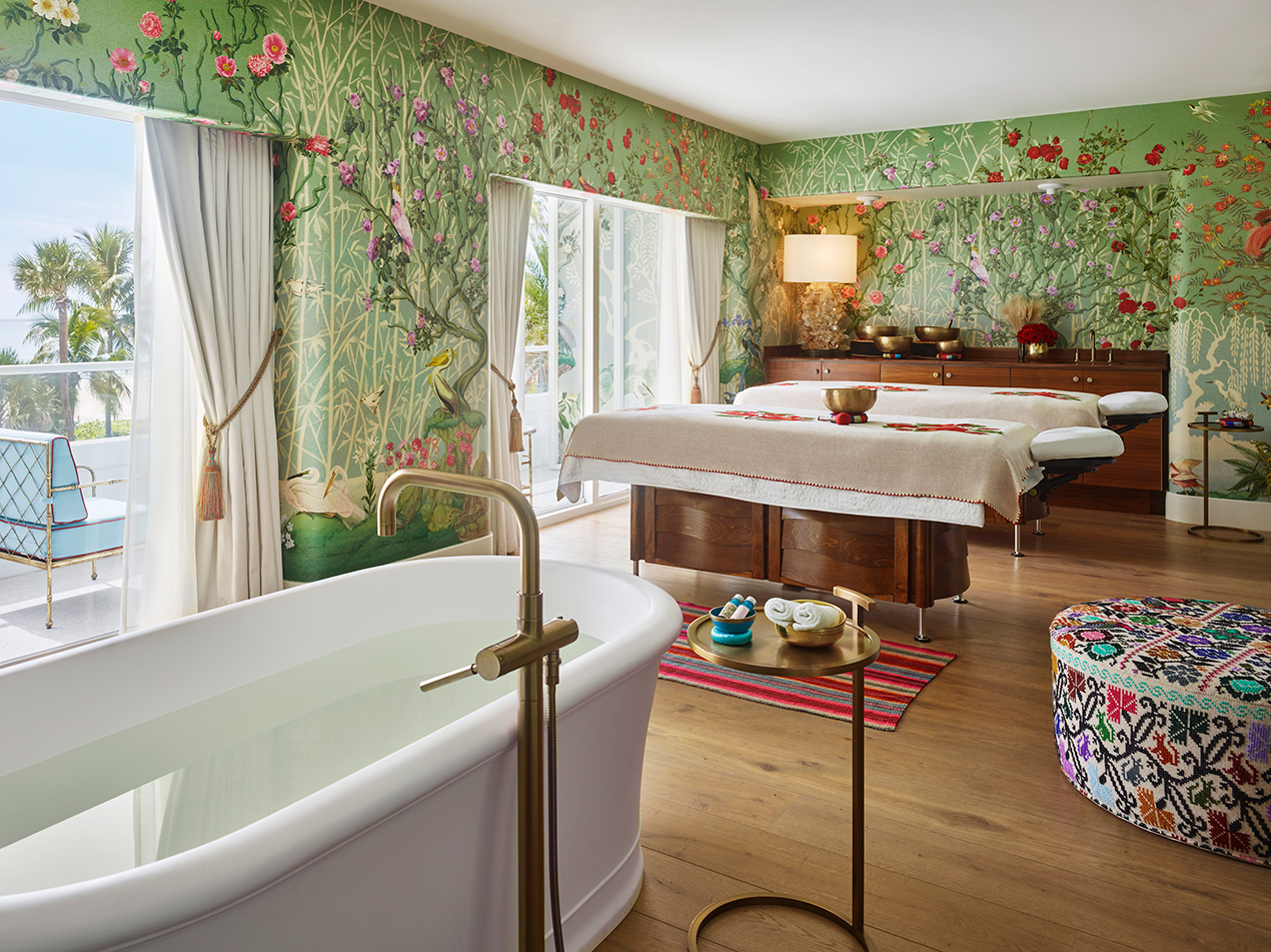 Faena Miami Beach Spa Month - Get Ink PR